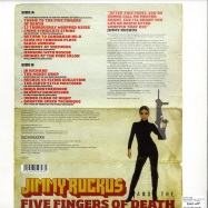 JIMMY RUCKUS AND THE FIVE FINGERS OF DEATH (LP)
