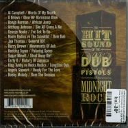 THE HIT SOUND OF THE DUB PISTOLS A MIDNIGHT ROCK (CD)
