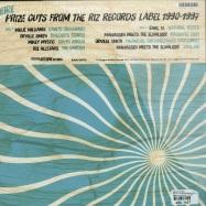 RISE UP - THE RIZ RECORDS STORY PART 2 (LP)