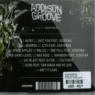 JAMES GRIEVE (CD)