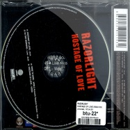 HOSTAGE OF LOVE (MAXI CD)