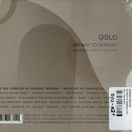 NO WAY TO NORWAY (CD)