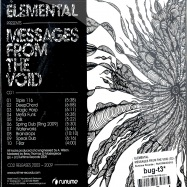 MESSAGES FROM THE VOID (2xCD)