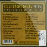 REGGAE GOING INTERNATIONAL 1967 - 1976 (CD)