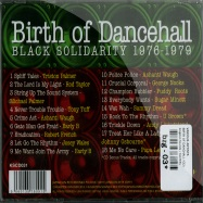 BIRTH OF DANCHALL (CD)