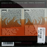 MORGIANA & THE CREMATOR (CD)