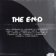 THE END - ENERGY NEVER DIES (2XLP 180g VIRGIN VINYL)