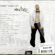 THE SECRET DIARY OF WAN-CEE (CD)
