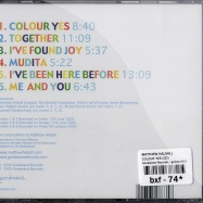 COLOUR YES (CD)