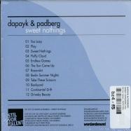 SWEET NOTHINGS (CD)