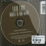 WORLD IN OUR HANDS (2 TRACK MAXI CD)