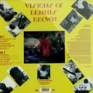 VISIONS OF DENNIS BROWN  (LP)
