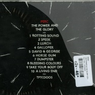 THE POWER & THE GLORY (CD)