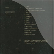 THE NORTH BORDERS TOUR - LIVE (CD + DVD + BOOKLET)