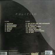 POLITICO (180 GR.VINYL) LP + MP3