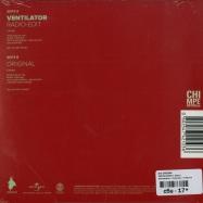 VENTILATOR (LTD GREEN 7 INCH)