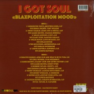I GOT SOUL - BLAXPLOITATION MOOD (LP + MP3)