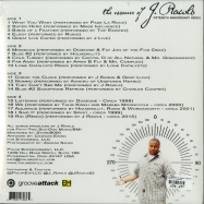 THE ESSENCE OF J. RAWLS - FIFTEENTH ANNIVERSARY REDUX (2X12 LP)