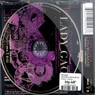 LOVEGAME (2 TRACK MXI CD)