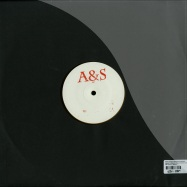 A&S007 (ORANGE TRANSPARENT VINYL)