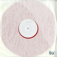 BE YOUNG EP (CLEAR RED VINYL)