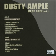 DUSTY AMPLE BEAT TAPE VOL. 1