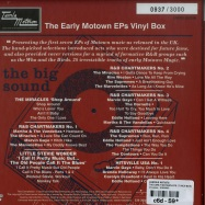 THE EARLY MOTOWN EPS (LTD 7X7INCH BOX)
