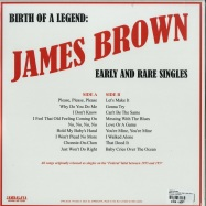 BIRTH OF A LEGEND: EARLY AND RARE SINGLES (LP)
