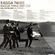 RAGGA TWINS STEP OUT! VOL 1 (2X12)