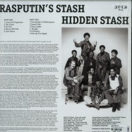 HIDDEN STASH (LP)