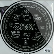 BOOKHEAD EP (PIC DISC)