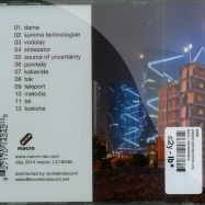 UNDER DESTRUCTION (CD)