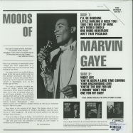 MOODS OF MARVIN GAYE (180G LP + MP3)