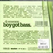 BOY GOT BASS (2CD)