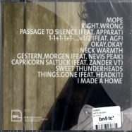 HAPPY IN GREY (CD)