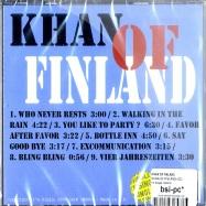 KHAN OF FINLAND (CD)