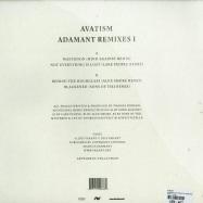 ADAMANT (LAKE PEOPLE, A. SMOKE REMIX)