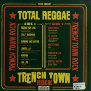 TOTAL REGGAE - TRENCH TOWN ROCK (LP-VINYL)