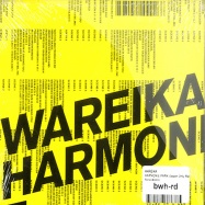HARMONIE PARK (Japan Only Release, CD)