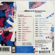 DUOTEQUE (2xCD)