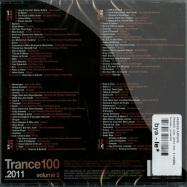 TRANCE 100 - 2011 VOL. 3 (4XCD)