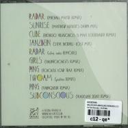 SALON DES AMATEURS REMIXES (CD)