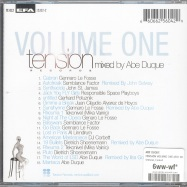 TENSION VOLUME ONE (MIX CD)