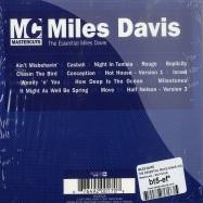 THE ESSENTIAL MILES DAVIS (CD)