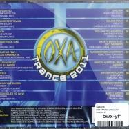 OXA TRANCE 2011 (CD)