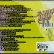 ELEKTRO BERLIN 2015 (2XCD)