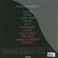 FAMILY AND FRIENDS (LP+DL CODE)