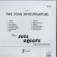 PLAYS... SOUL GROOVE (LP)