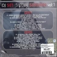 DJ SET SPECIAL SESSION (2XCD)