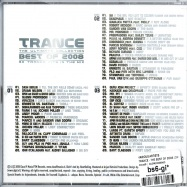TRANCE - THE BEST OF 2008 (3XCD)